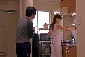 Asian Housewife Is Fucked By Her Husband