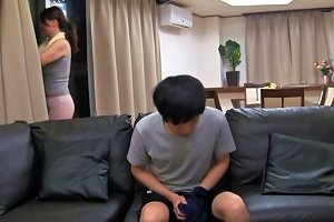 A Mature Japanese Babe Still Loves Getting Dicked Hard