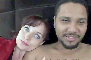 1fuckdatecom Hot Russian MILF Babe W Black C