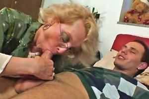 He Screws Old Widow