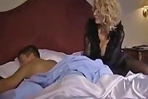 Alessandra Schiavo Wakes A Young Boy