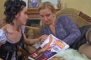 Susanna And Veronica Lesbian Mature Video Girls For Matures