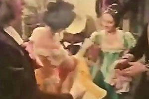 Vintage German Chick Has Swinger Sex In Classic Porn