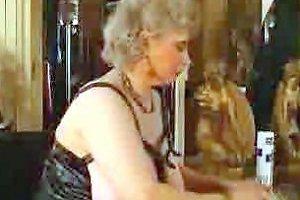 Granny Susanne Get Ready