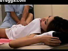 Mother And Daughter Get Massages Together