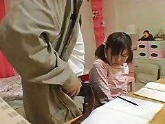 Secret Video Girl's Student Sucking Cock