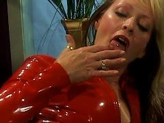 Kayla Fuck With A Slender Mistress Omega