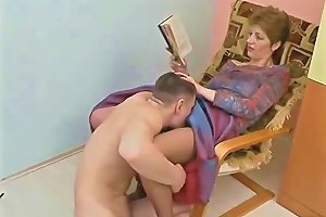 Russian Mature Ladies Going Wild 16