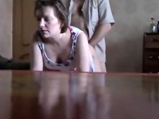 HCLIPS @ Amazing Homemade Record With Milf Doggy Style Scenes