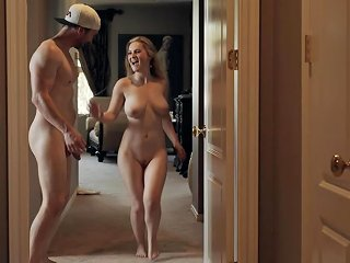 Step Mom Gets Her Young Son To Fuck Her Really Hard
