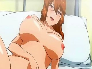 BravoTube Sex Video - Busty Teens Suck And Fuck A Cock In An Anime Threesome