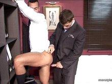 Hairy muscled studs Patrik & Pablo Nunez fuck on videos and pics