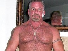 See mature gays as they display their throbbing dicks on camera